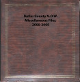 Butler County N.O.W. Miscellaneous Files, 2000-2009