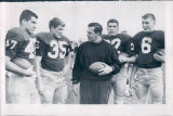 Ara Parseghian with Players