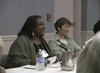 Women in the Movement, discussion, September 2004