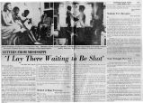 Letters from Mississippi: I lay there waiting to be shotin the Dayton Daily news, August 9, 1964