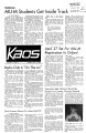 1972-04-11 - KAOS Student Newspaper -  April, 11, 1972