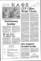 1976-09-17 - KAOS Student Newspaper -  September 17, 1976