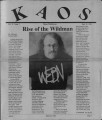 1996-04-15 - KAOS Student Newspaper - April 15, 1996