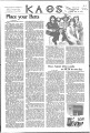 1977-05-10 - KAOS Student Newspaper -  May 10, 1977