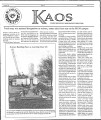 1998-04-01 - KAOS Student Newspaper - April 1, 1998
