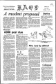 1977-10-07 - KAOS Student Newspaper -  October 7, 1977
