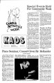 1979-03-29 - KAOS Student Newspaper -  March 29, 1979