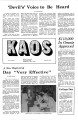 1978-09-22 - KAOS Student Newspaper -  September 22, 1978