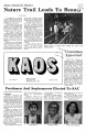 1978-10-06 - KAOS Student Newspaper -  October 6, 1978