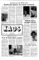 1981-04-06 - KAOS Student Newspaper -  April, 6, 1981