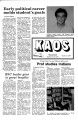 1980-10-31 - KAOS Student Newspaper -  October 31, 1980