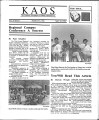 1994-09-16 - KAOS Student Newspaper -  September 16, 1994
