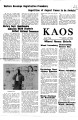 1968-10-01 - KAOS Student Newspaper -  October 1, 1968