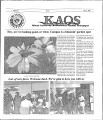 1998-10-01 - KAOS Student Newspaper -  October 1, 1998