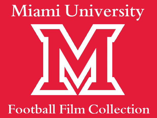 Miami (OH) vs. Ohio, Athens, OH, October 23, 1954, Reel 3
