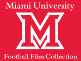 Miami (OH) vs. Western Michigan, Kalamazoo, MI, November 8, 1975, Offense Reel 1