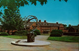 Armillary Sundial and Minnich Hall
