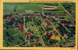Aeroplane View of Ohio State University