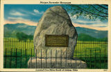 Morgan Surrender Monument