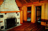 Lake Hope Houskeeping Cabin Interior