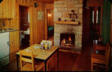 Lake Hope Sleeping Cabins Interior