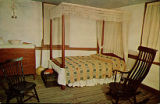 Bedroom of Putnam House
