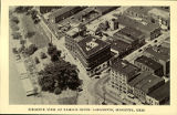 Bird's Eye View of Hotel Lafayette