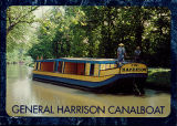 General Harrison Canalboat