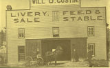 Waynesville Historical Society - Livery Stable