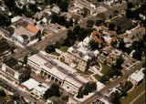 Aerial View of Courthouse