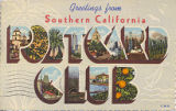 Greetings from Southern California Postcard Club