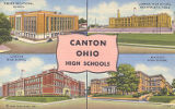 Canton Ohio High Schools