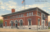 Akron Post Office