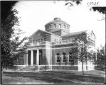 Alumni Library from northwest ca. 1910