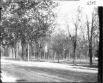 Northwest entrance to Miami University campus 1905
