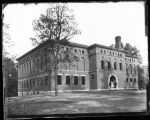 Herron Gymnasium, Miami University, from the northwest ca. 1897