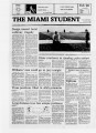 The Miami Student, Vol. 105, No. 37 (Feb. 26, 1982)