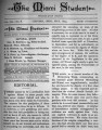 'The Miami Student, Vol. 013, No. 08 (May, 1894)'
