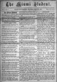 'The Miami Student, Vol. 001, No. 04 (June 19, 1867)'