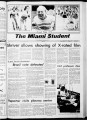 The Miami Student, Vol. 102, No. 09 (Oct. 6, 1978)