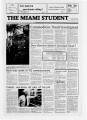 The Miami Student, Vol. 105, No. 36 (Feb. 24, 1982)