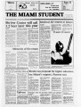 The Miami Student, Vol. 105, No. 06 (Sept. 11, 1981)