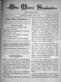 'The Miami Student, Vol. 014, No. 08 (May, 1895)'