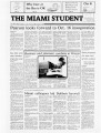 The Miami Student, Vol. 105, No. 13 (Oct. 6, 1981)