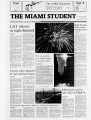 The Miami Student, Vol. 105, No. 05 (Sept. 8, 1981)