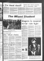 The Miami Student, Vol. 100, No. 50 (May 3, 1977)