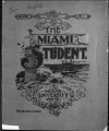 'The Miami Student, Vol. 018, No. 01 (Oct., 1898)'