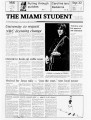 The Miami Student, Vol. 105, No. 09 (Sept. 22, 1981)