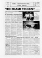 The Miami Student, Vol. 105, No. 35 (Feb. 22, 1982)