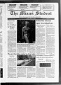The Miami Student, Vol. 120, No. 36 (Mar. 2, 1993)